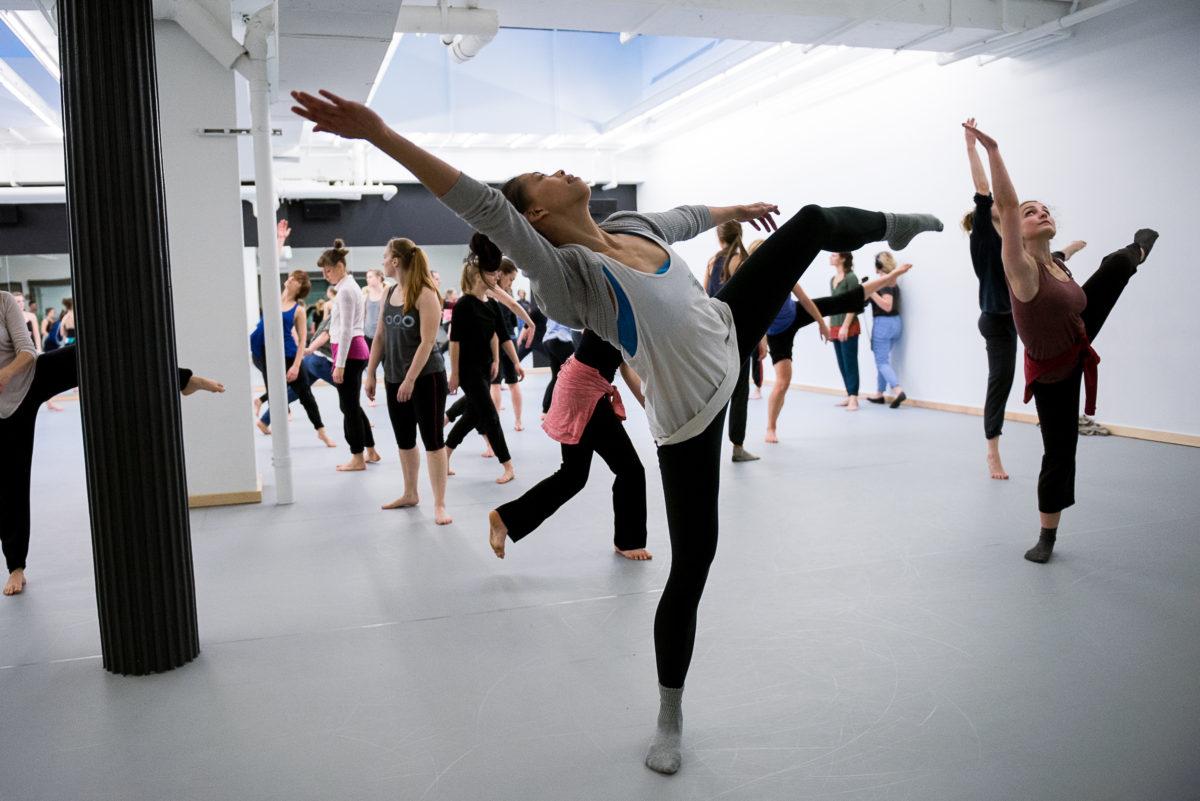 Training and Education Gibney Dance