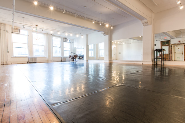 Modular Classroom Yoga : Rentals gibney dance