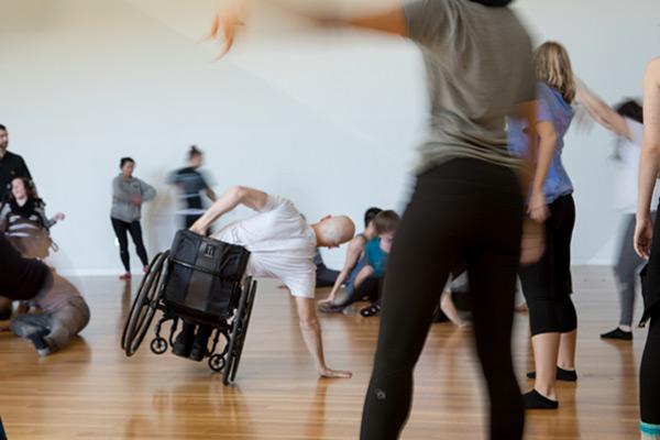 AXIS Dance Company Teacher Training