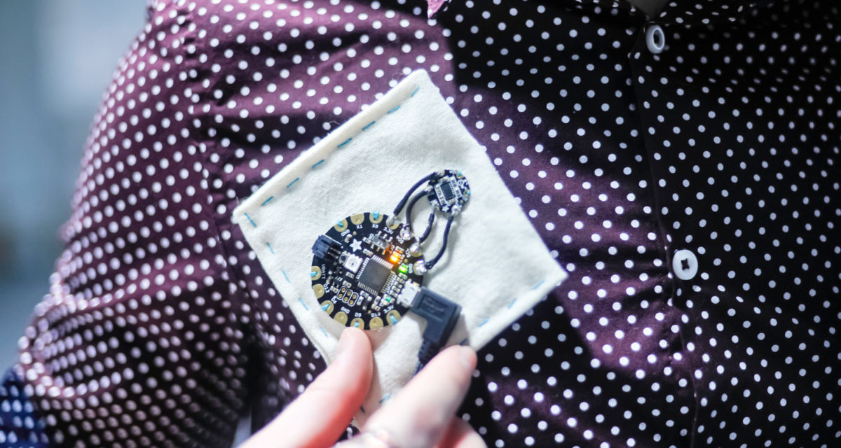 Controlling Systems through Wearable Soft Circuitry with Keira Heu Jwyn Chang