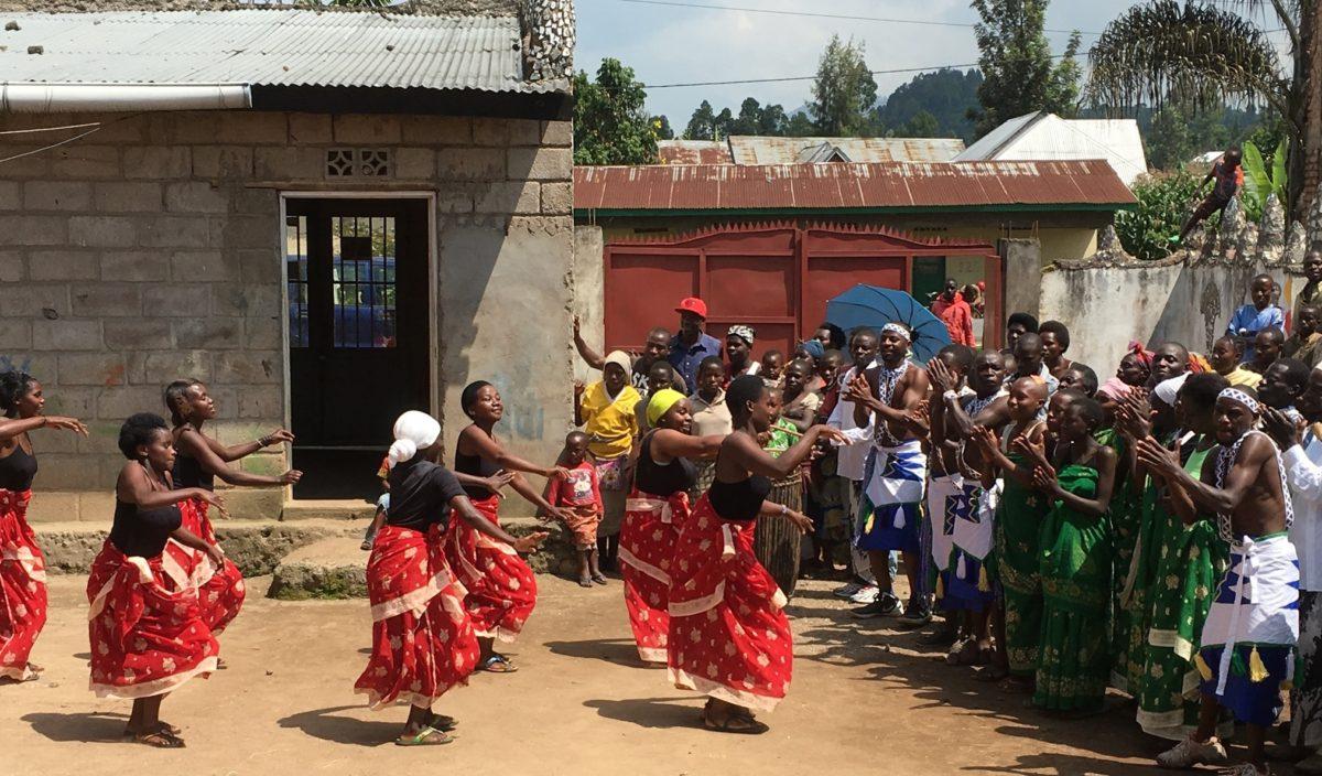 Global Community Action Residency Rwanda