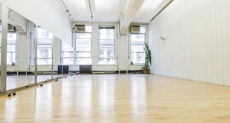 Studio 6 Gibney 890 Broadway Union Square Dance Studios