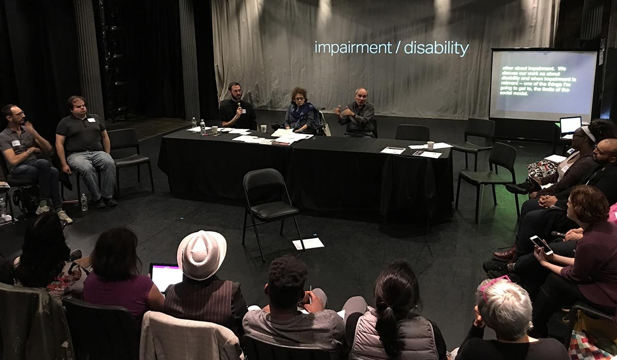 Disability/Arts/NYC Task Force