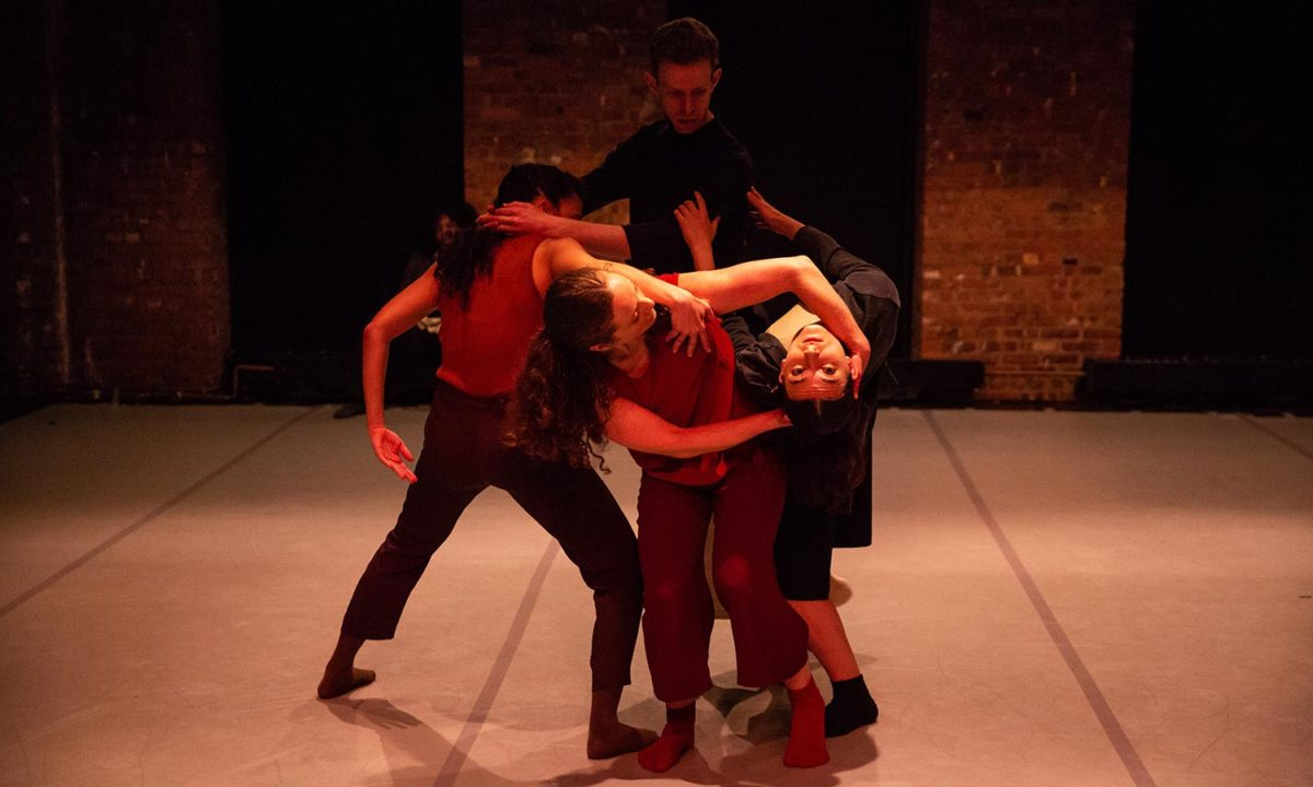 Gibney Dance Company Intensive Showing