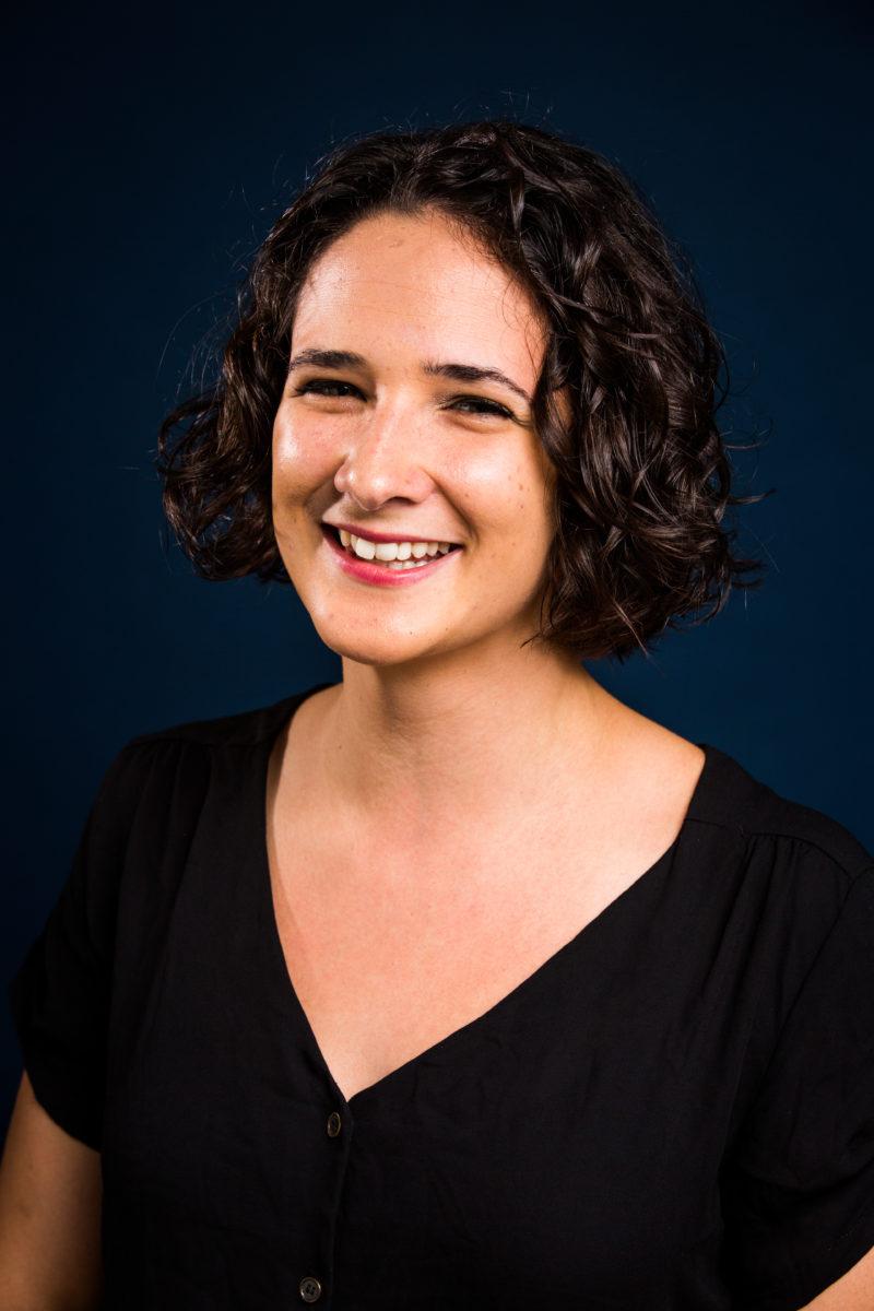 Calleja Smiley | Gibney Staff