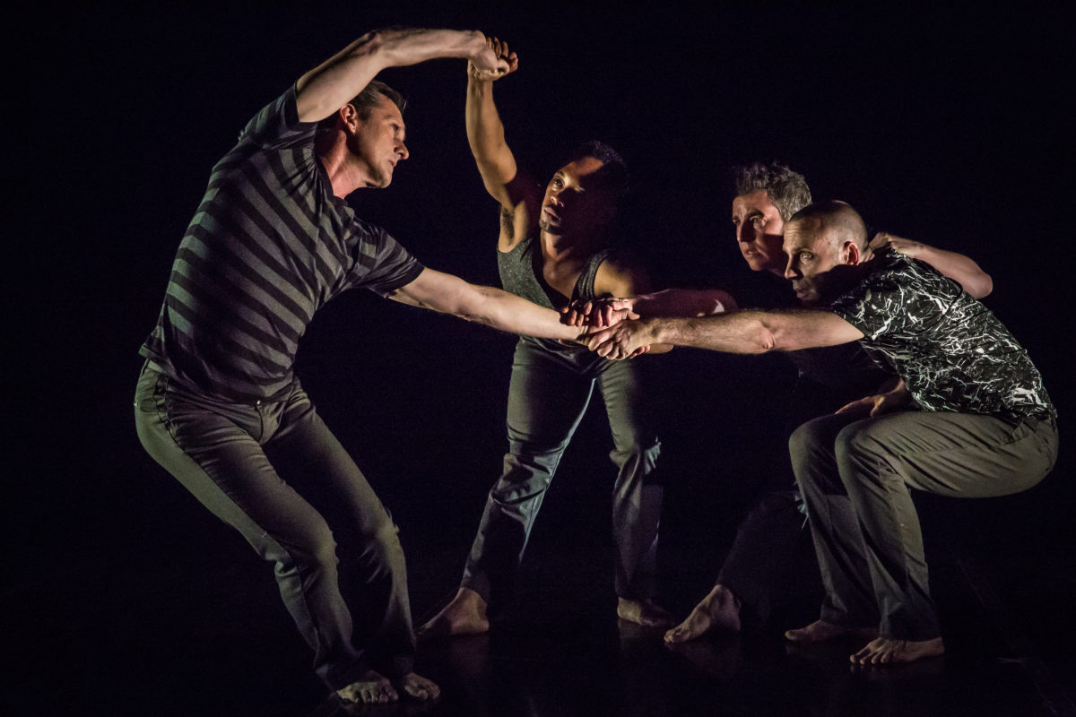The Joyce Master Class Series: Sean Dorsey Dance