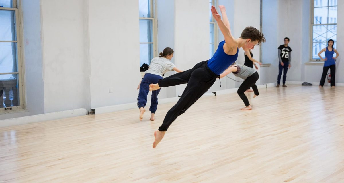 NYC Winter Study at Gibney Dance