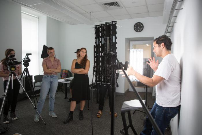 Digital Media Initiative Workshop