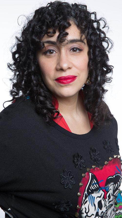 Larissa Velez-Jackson
