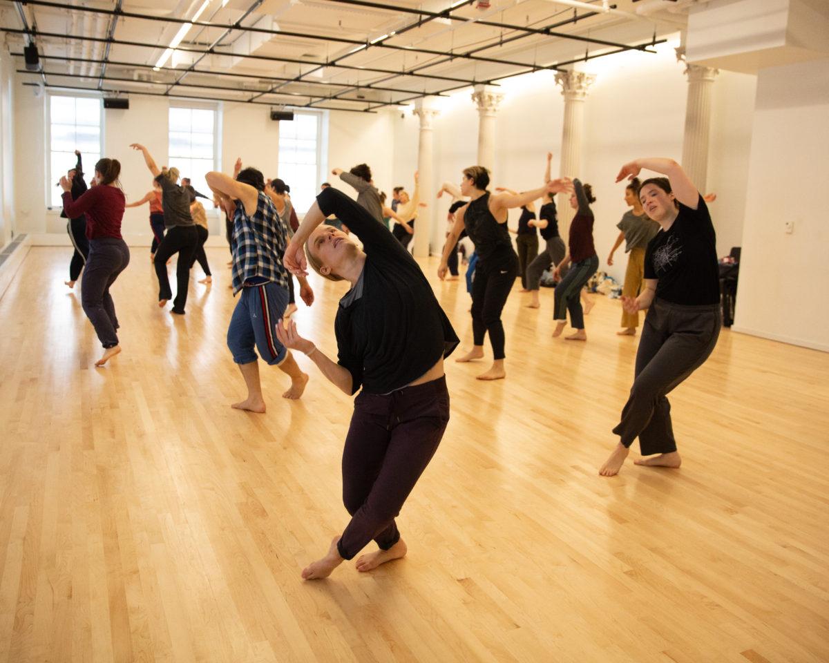 Harkness Healthy Dancer Initiative
