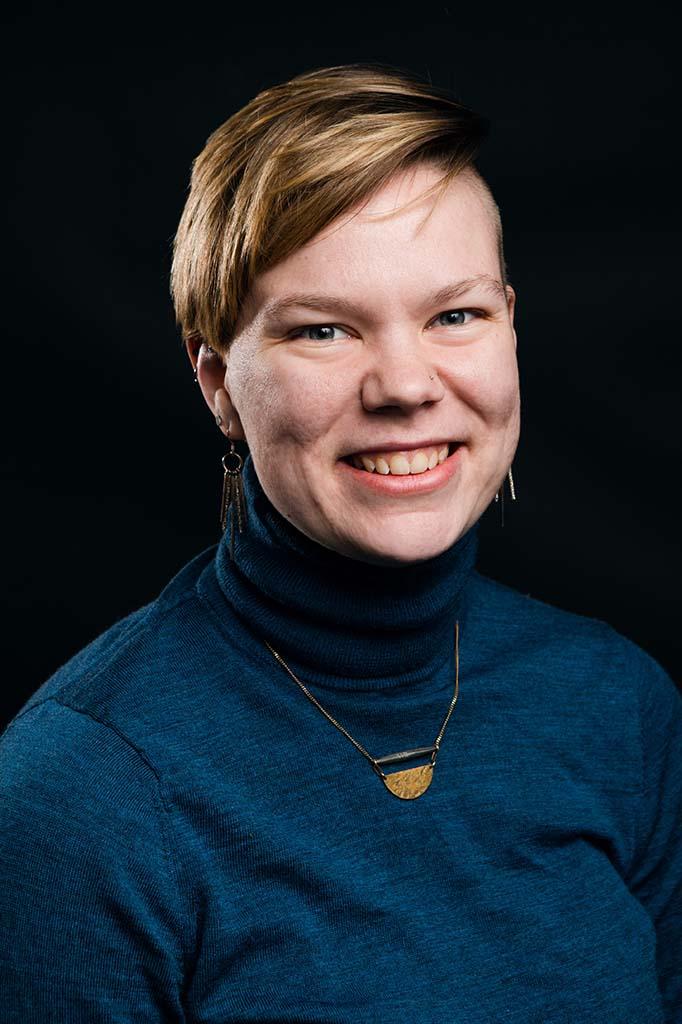 Anna Bjella Headshot