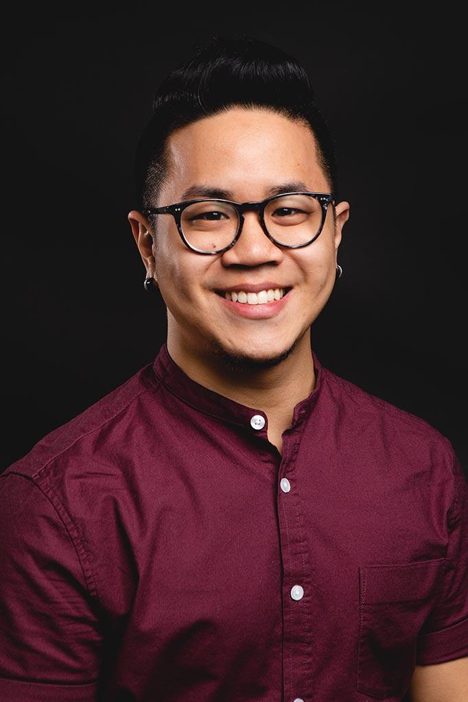 Nicholas Kao Headshot