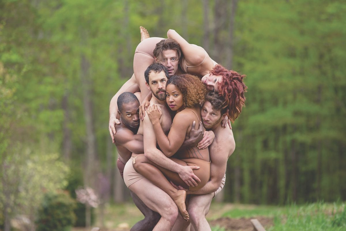 Pilobolus Dance Company