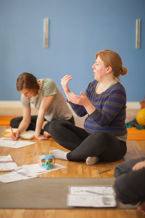 Pilates Teaching Training Kinected | Gibney