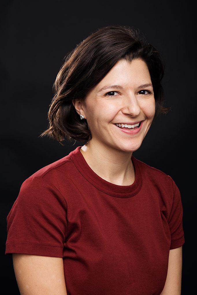 Trina Mannino | Gibney Staff