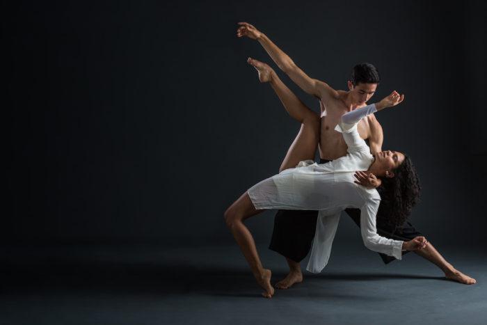 Zui Gomez and Jesse Obremski | Gibney Dance Company