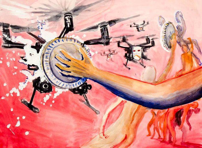 Bodies on the Gears: Noah Fischer