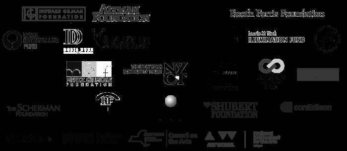 Gibney Funder Logos as of 1.21.19