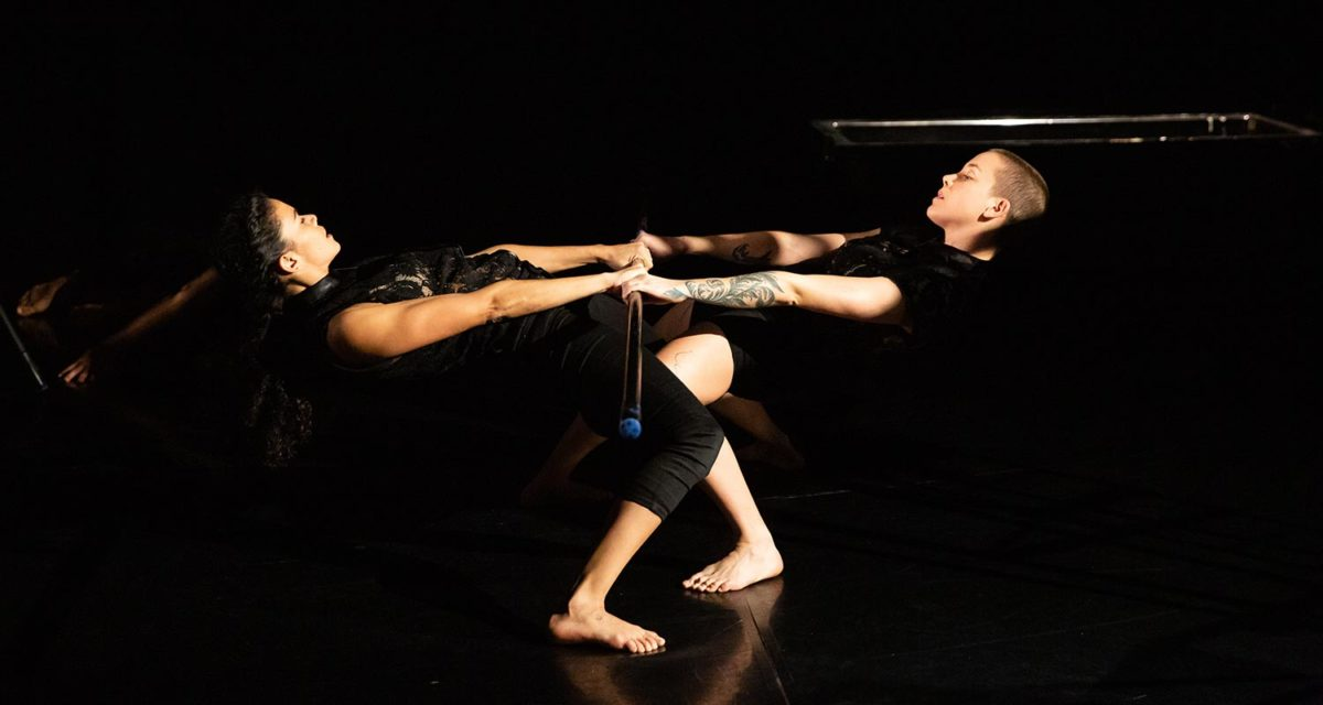 GDC performs Shamel Pitts' Menagerie