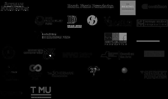 Gibney Supporter Logos Fall 2019